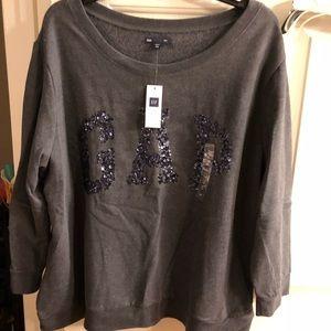 Gap Sweatshirt, Size XXL, NWT